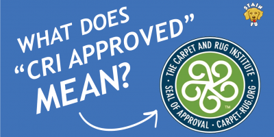 What does CRI Seal of Approval mean?