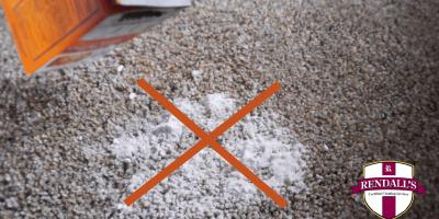 Avoid Using Powdered Carpet Deodorizers